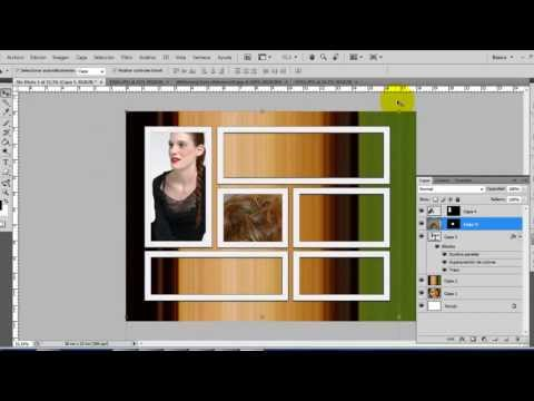 Photoshop Illustrator Album de Fotos