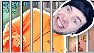getlinkyoutube.com-I'M IN PRISON.. AGAIN!!! (The Escapists Jingle Cells DLC)