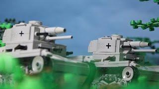 getlinkyoutube.com-1939 Lego WW2 Battle For Poland