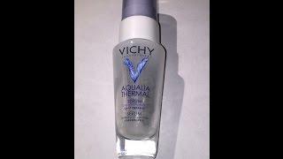 getlinkyoutube.com-Vichy Aqualia Thermal Serum Review