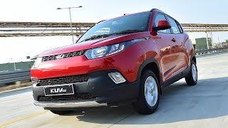 getlinkyoutube.com-Mahindra KUV100 - First Drive Review