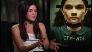 getlinkyoutube.com-Isabelle Fuhrman interview for Orphan (the creepy girl haha)