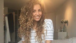 getlinkyoutube.com-CURLY HAIR ROUTINE - PAULIENTILSTRA