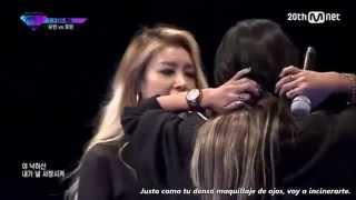 getlinkyoutube.com-|Sub Español | Yubin vs HyoRin Diss Battle [ Unpretty Rapstar Vol. 2]