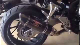 getlinkyoutube.com-[ BEST SOUND !! ] Yoshimura R77 On Honda CBR650F,CB650F