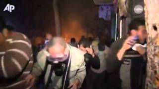"""getlinkyoutube.com-Journalists Raped by """"Freedom Protesters"""" in Egypt"""