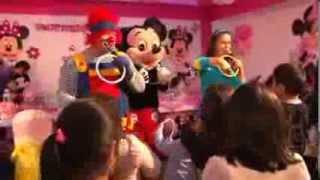 getlinkyoutube.com-Show Infantil Minnie Coqueta - Travesuras Kids