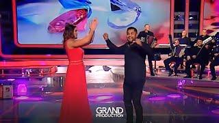 Ema Ema i Nikola Ajdinovic - Secer i bombona - GP - (TV Grand 29.12.2017.)
