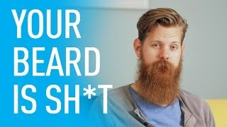 getlinkyoutube.com-Your Beard Looks Like Sh*t | Eric Bandholz