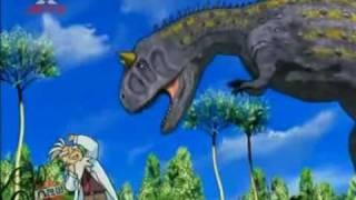 201 - Dinosaur King Alien Parent Trap Part 3