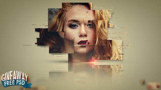 getlinkyoutube.com-Glitch Frames - Photo Template