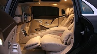 getlinkyoutube.com-2016 Mercedes-Maybach S600 – Driven