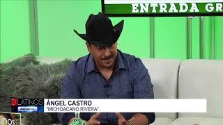 Nos visita El Michoacano Rivera