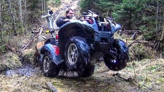 getlinkyoutube.com-Huge logs retrieved by Grizzly 700, can it handle this?