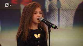 "getlinkyoutube.com-Amazing young singer covers Beyonce's ""Listen""- only 9 years old !"