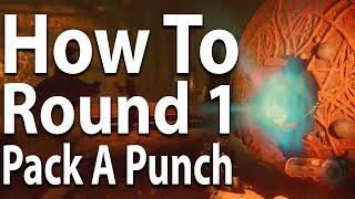 getlinkyoutube.com-How To Pack a Punch on Round 1 - Shadows of Evil Guide (Call of Duty: Black Ops 3 Zombies)