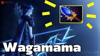 getlinkyoutube.com-Drow Ranger AGHANIM'S SCEPTER By Wagamama