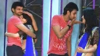 getlinkyoutube.com-Meri Aashiqui Tum Se Hi's Ranveer,Ishani intimate dance at Television Style Awards