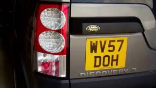 getlinkyoutube.com-How to upgrade rear lights on Land Rover Discovery 3 to Discovery 4 LED