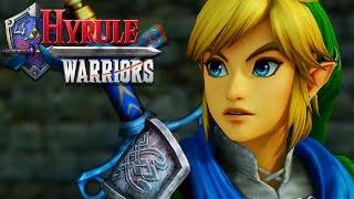 Hyrule Warriors Game Movie (All Story Cutscenes) Legend of Zelda 1080p HD