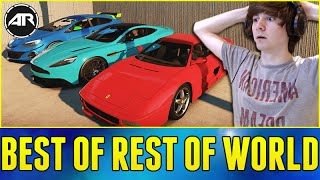 getlinkyoutube.com-Forza Horizon 2 Online : BEST CAR FROM THE REST OF THE WORLD!!!