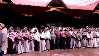 getlinkyoutube.com-Traditional Kinnauri Dance at Ribba Santang, Kinnaur रिब्बा, किन्नौर Part - 2