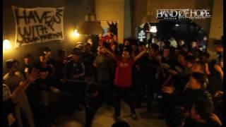 getlinkyoutube.com-Hand Of Hope - For Victory ( Live HFWYF at Melvant 2014 )