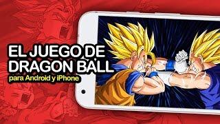 getlinkyoutube.com-EL JUEGO DE DRAGON BALL | Dragon Ball Tap Battle en Español (Android y iPhone iOS) | Eddylex