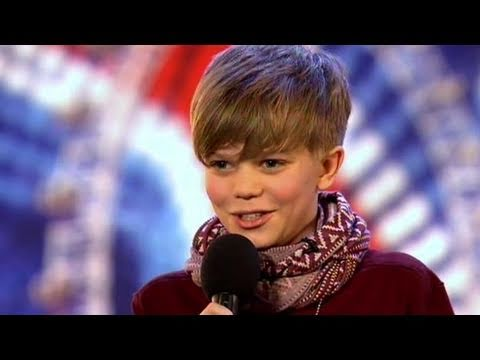 Ronan Parke - Britain's Got Talent 2011 Audition - International Version