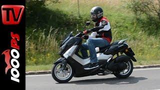 getlinkyoutube.com-2015 | Yamaha NMax 125 Test