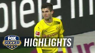 Borussia Dortmund vs. Hamburger SV   2017-18 Bundesliga Highlights