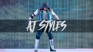 "getlinkyoutube.com-WWE: ""Phenomenal"" ► AJ Styles Theme Song"