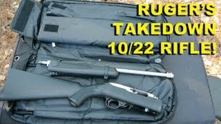 getlinkyoutube.com-Ruger's Takedown Rifle! The 10/22 for All Occasions