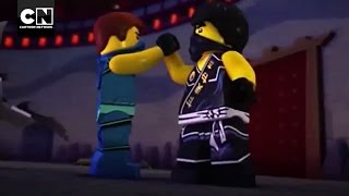getlinkyoutube.com-Jay vs. Cole | NINJAGO: Masters of Spinjitzu | Cartoon Network