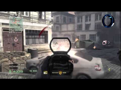 "MW3 - Spec Ops ""Survival Mode"" Lockdown 'INSANE' LIVE! - (Call of Duty Modern Warfare 3)"