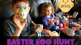 getlinkyoutube.com-Easter Egg Hunt 2015