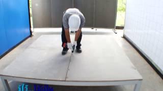 getlinkyoutube.com-รู้ไว้...ใช้เป็น T9 การติดตั้งพื้นวีว่าบอร์ด