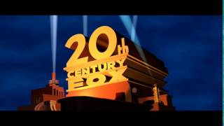 20th Century Fox (1981-1994) logo with moving 1953 searchlights