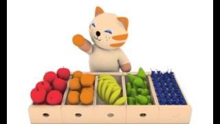 getlinkyoutube.com-Patrick n friends: As cores das frutas