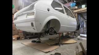 getlinkyoutube.com-Golf gti mk1 1800 1983 Restauro completo