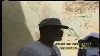 getlinkyoutube.com-Ashra and Merira Kwesi Speak at the Holy Temple of Hatshepsut - Kemet (Egypt)