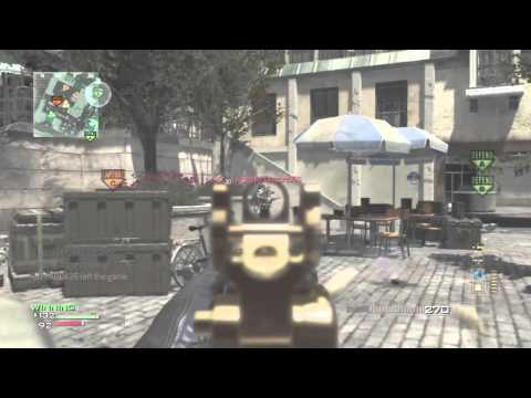 Welcome Back to MW3