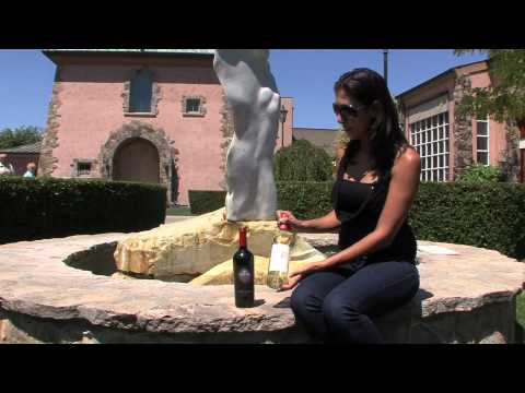 Peju Winery : California Wine with Tony