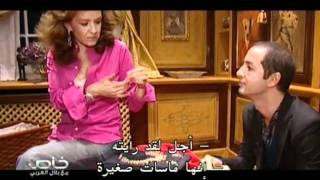 getlinkyoutube.com-Bilal Al Arabi with Caroline scheufeule co-president of Chopard