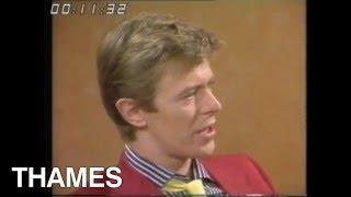 getlinkyoutube.com-David Bowie - Interview - Afternoon plus - 1979