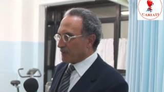 LUIGI PALUMBO DIRETTORE ASP COSENZA   riabilitazione cardiologica presentazione alla stampa