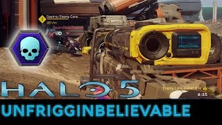 getlinkyoutube.com-Halo 5: Guardians - 74-2 Warzone Gameplay with Unfriggenbelievable and Nornfang/Prophet's Bane