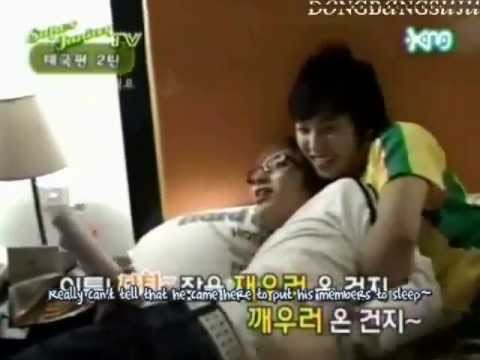 TeukMin Moment #2 I won't let you go Teukie