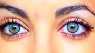 getlinkyoutube.com-Get Blue Green Eyes with Black Ring Fast! Subliminals Frequencies Hypnosis Biokinesis