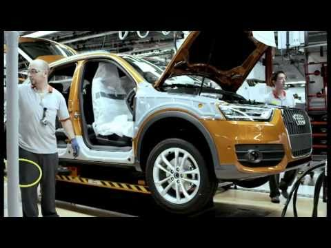 ► Audi Q3 Production